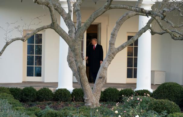 Donald Trump Casa Blanca