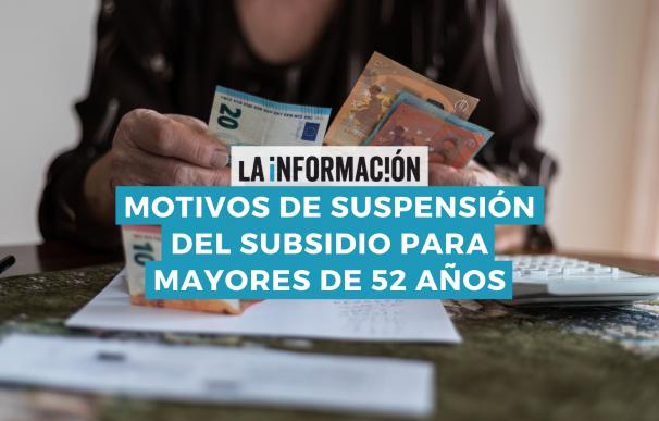 Hay que cumplir ciertos requisitos para seguir cobrando el subsidio por desempleo para mayores de 52 años.