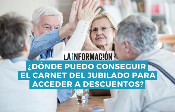 El certificado de pensiones o 'carnet del jubilado' es fundamental para acceder a descuentos.