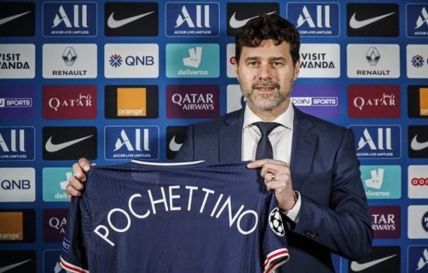 El Paris Saint-Germain firma a Mauricio Pochettino.
