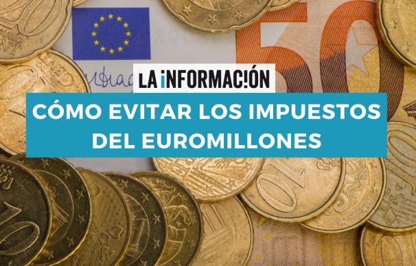 Impuestos Euromillones