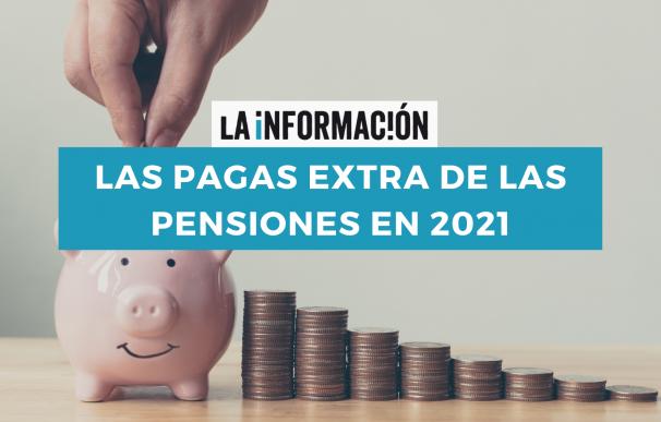 Pagas extra pensiones 2021