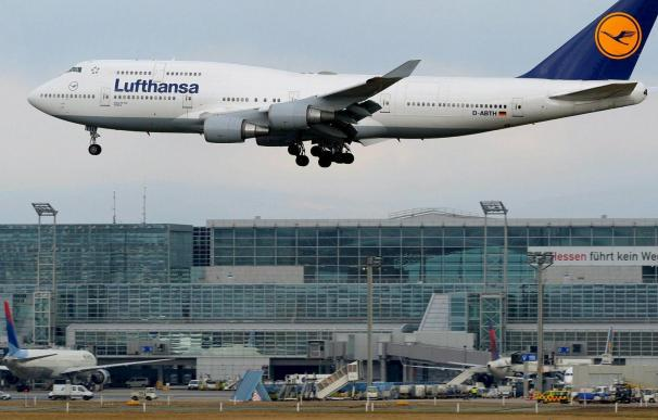 Lufthansa busca luchar contra la crisis e hipoteca los aviones para conseguir 500 millones