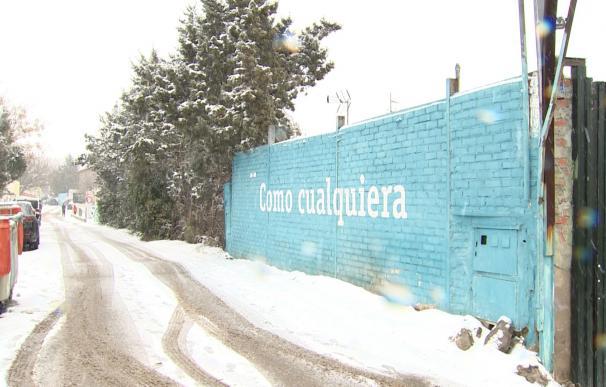 Cañada Real EUROPA PRESS 8/1/2021
