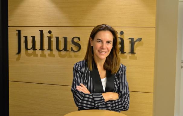 Almudena Benedit, responsable de gestión de carteras para Iberia de Julius Baer