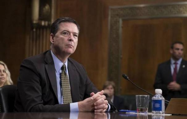 Donald Trump despide por sorpresa al director del FBI, James Comey