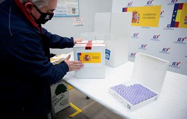 BBVA pide acelerar el proceso de vacunación para salir de la crisis lo antes posible.