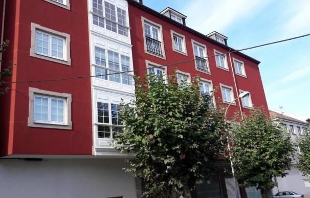 Un piso embargado a la venta en Laracha (A Coruña).