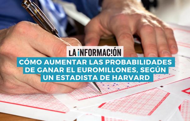 El profesor y doctor en estadística Mark Glickman (Harvard) da su consejo para tener más posibilidades de ganar la lotería.