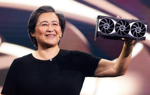Lisa Su es la presidenta y máxima responsable de AMD desde el año 2014.