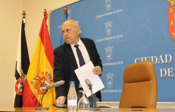 Consejero de Sanidad, Consumo y Gobernación de Ceuta