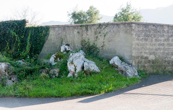 Un ladrón argentino perdió la vida al quedar atrapado en un muro de hormigón.