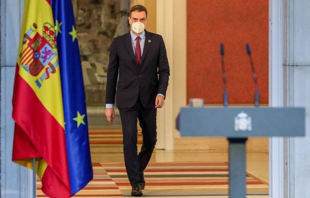 Sánchez reforma ministerios