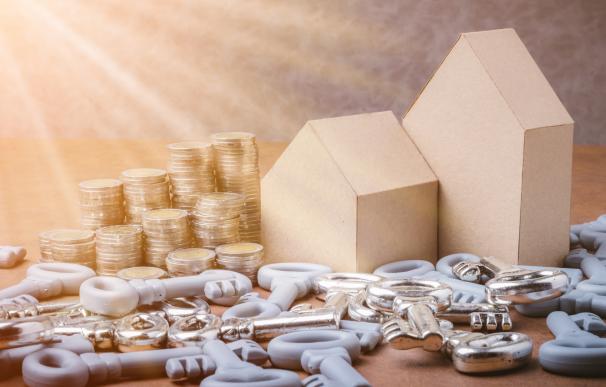 Contrato de alquiler, vivienda, hipoteca