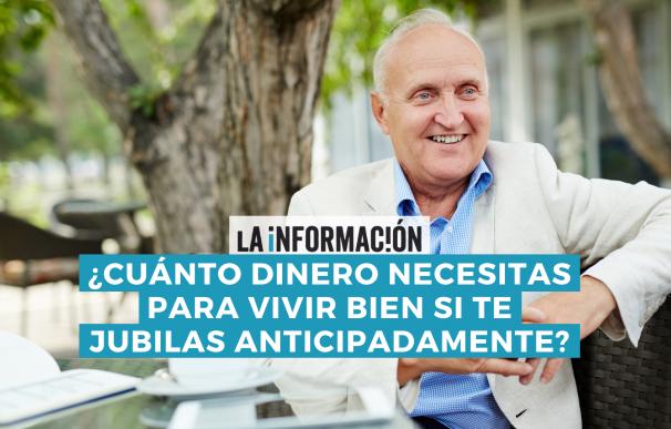 Planificar la jubilación anticipada es clave para tener dinero suficiente durante el retiro.