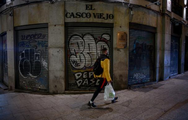 Madrid confinamiento