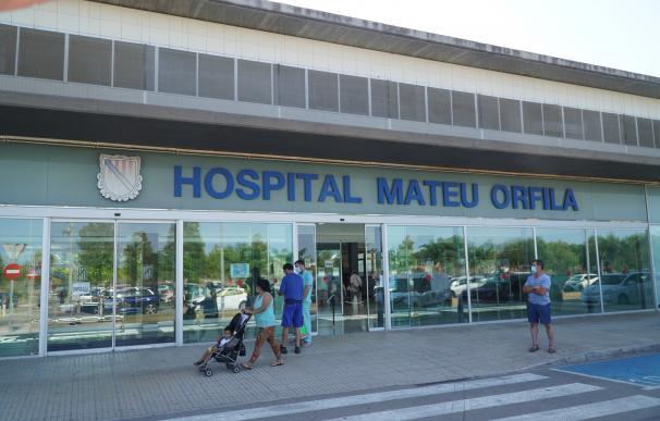 Hospital Mateu Orfila. CAIB (Foto de ARCHIVO) 1/1/1970