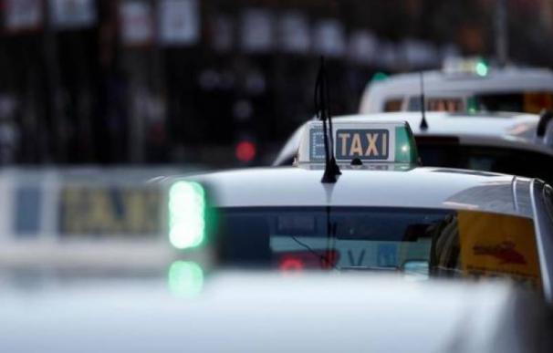 El gremio de los taxistas es uno de los colectivos que tributa habitualmente por módulos.
