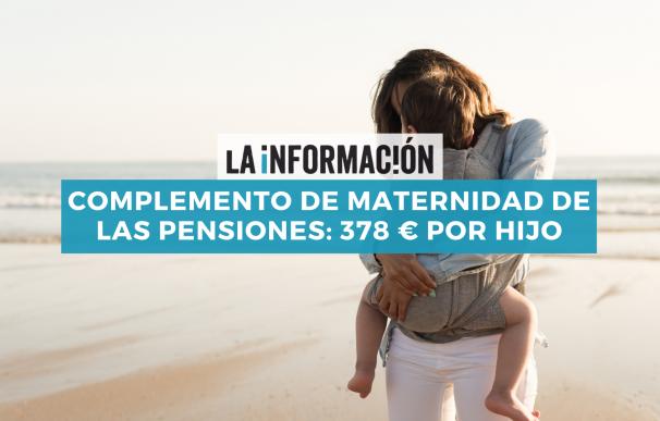 Guía del complemento de maternidad de las pensiones