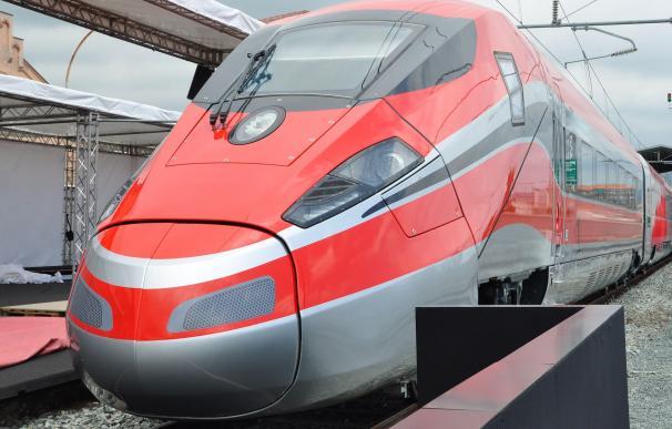 El tipo de tren con el que Ilsa operará la alta velocidad en España ILSA (Foto de ARCHIVO) 23/9/2020