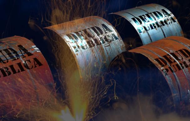 El barril de pólvora de la deuda pública