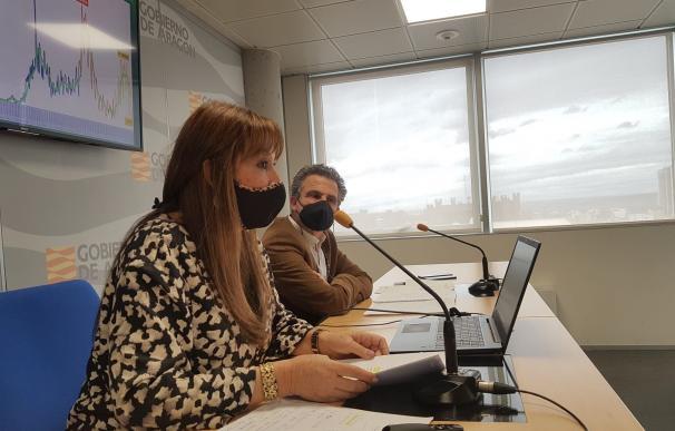 Consejera de Sanidad Aragón