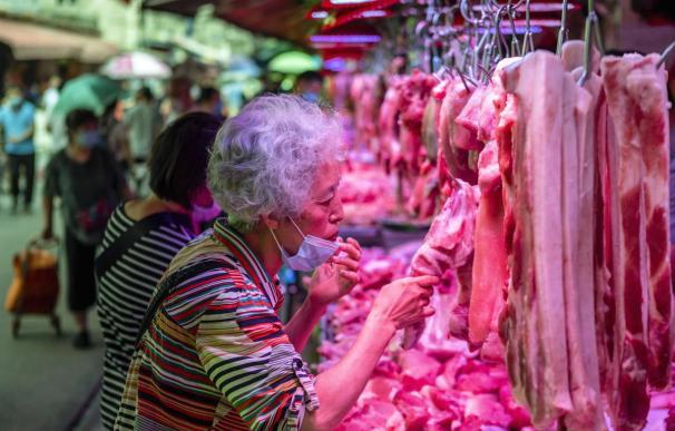 Mercado Wuhan