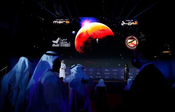 Primera misión árabe a Marte