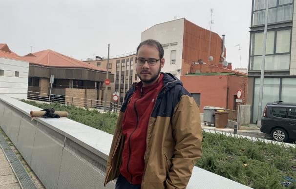 rapero Pablo Hassel (Foto de ARCHIVO) 8/1/2020