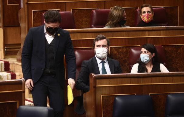Gabriel Rufián Espinosa de los Monteros Congreso de los Diputados