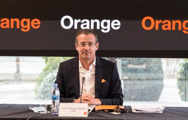 Jean François Fallacher, consejero delegado de Orange España.