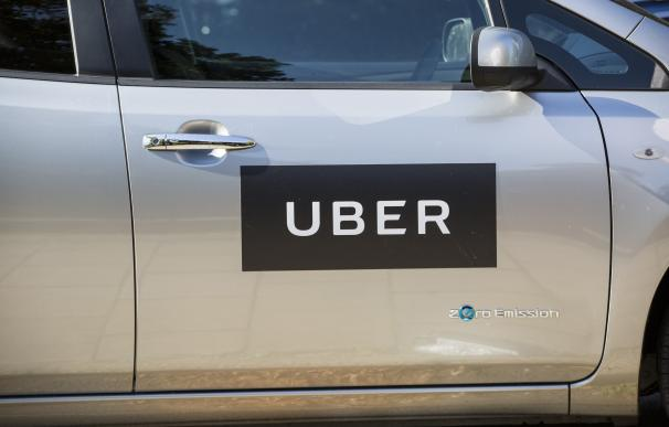 FILED - 31 August 2016, England, London: The ride-hailing company Uber has been refused a new licence to operate in London over safety and security concerns. Photo: Laura Dale/PA Wire/dpa (Foto de ARCHIVO) 31/8/2016 ONLY FOR USE IN SPAIN