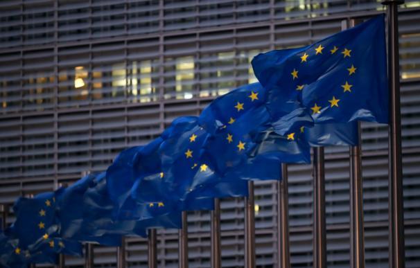 Bruselas bandera UE