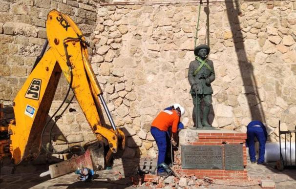 Estatua de Franco