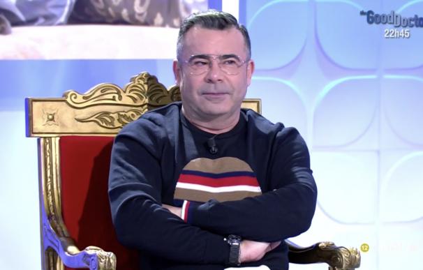 Jorge Javier Vázquez en 'Mujeres y hombres y viceversa'