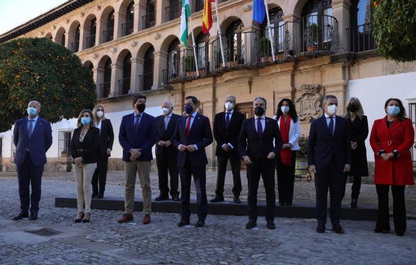 Reunión del Consejo de Gobierno, este martes en Ronda (Málaga) MJ LOPEZ 23/2/2021