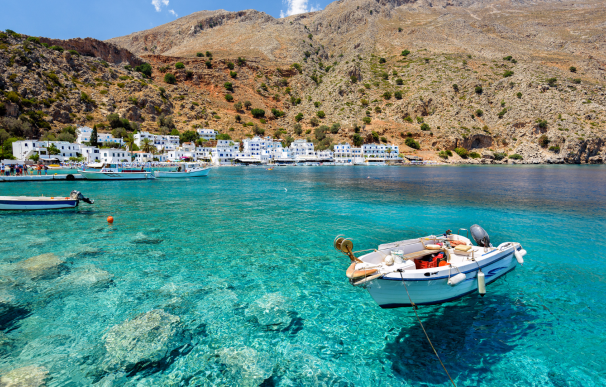 Isla de Creta (Grecia):