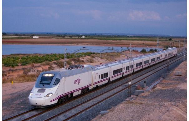 Un tren de Renfe. RENFE 16/2/2021