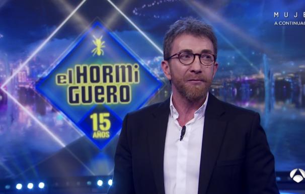 Pablo Motos emocionado en 'El Hormiguero' recordando a Enrique San Francisco