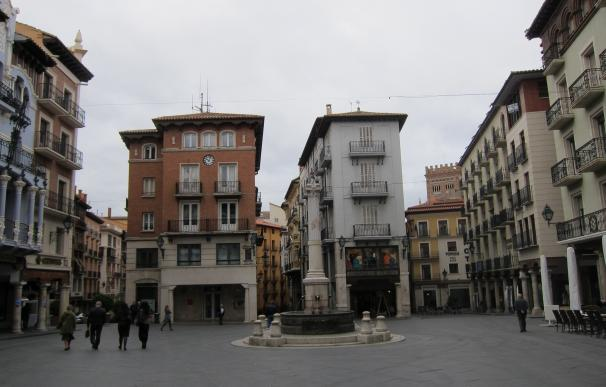 Teruel. Plaza del Torico. (Foto de ARCHIVO) 21/2/2018