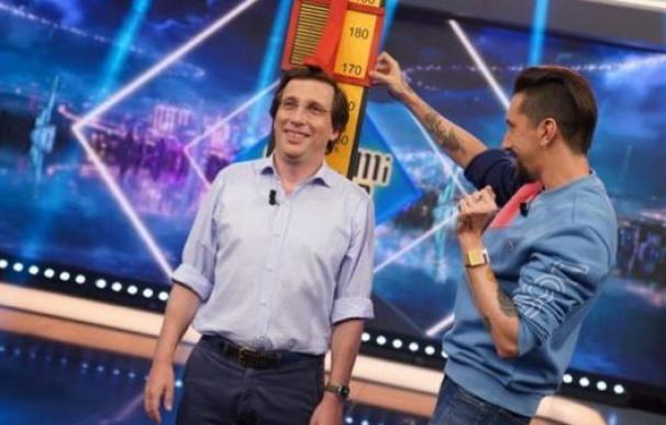 Almeida en El Hormiguero