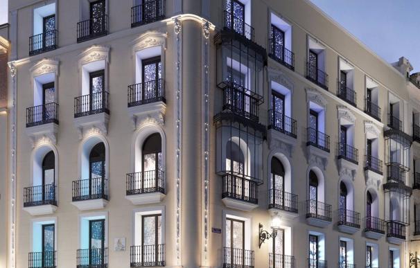 31/01/2018 Nueva 'flagship' de Bershka ESPAÑA EUROPA MADRID ECONOMIA HINES