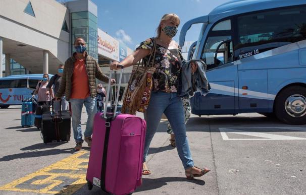 turismo turista Canarias