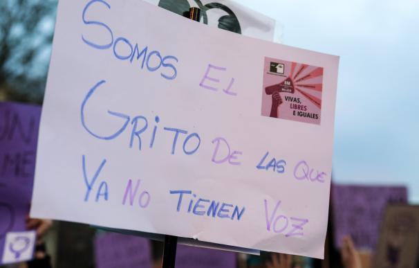 Manifestación del 8M (Día Internacional de la Mujer) en Madrid a 8 de marzo de 2020 Jesús Hellín / Europa Press (Foto de ARCHIVO) 8/3/2020