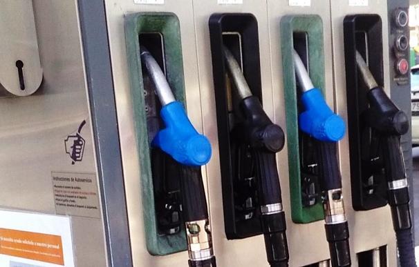 Imagen de recurso de una gasolinera. EUROPA PRESS (Foto de ARCHIVO) 26/8/2016