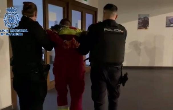 Detenido el conductor de ambulancias que mató a un enfermero en el hospital de Alcalá.