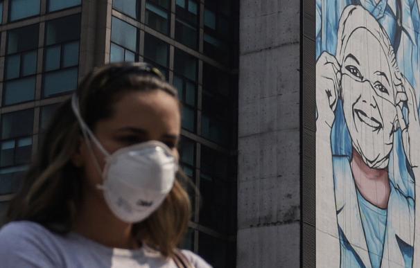 Brasil supera los 4,9 millones de casos acumulados de coronavirus y suma más de 146.300 fallecidos RAHEL PATRASSO / XINHUA NEWS / CONTACTOPHOTO (Foto de ARCHIVO) 5/10/2020 ONLY FOR USE IN SPAIN