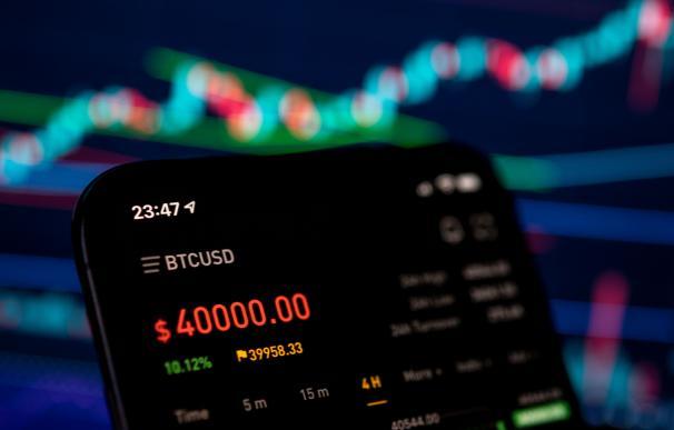 El Bitcoin marca nuevos máximos históricos. (Foto de ARCHIVO) 8/1/2021 ONLY FOR USE IN SPAIN