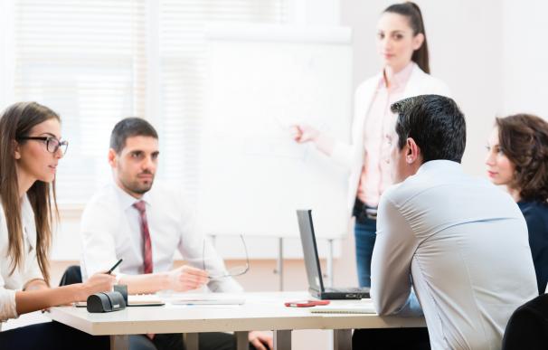 Plan de igualdad de hombres y mujeres en las empresas.