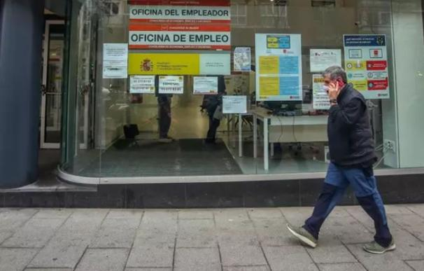 Desempleo paro sepe empleado trabajo
